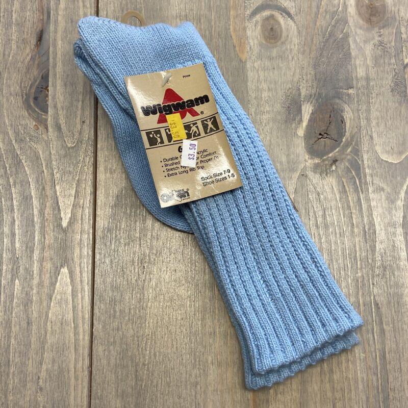 Wigwam Orlon Sport Slouch Socks USA Made Style 622 JR Sock Sizes 7-9 Shoe 1 -5