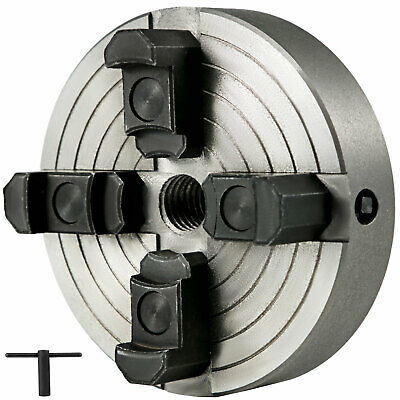 6 4 Jaws Self-centering Lathe Chuck Accessories Wood