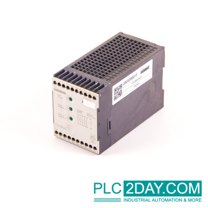 SIEMENS | 3TK2806-0AG2 | NEW | NSPP | ID2003 | PLC2DAY