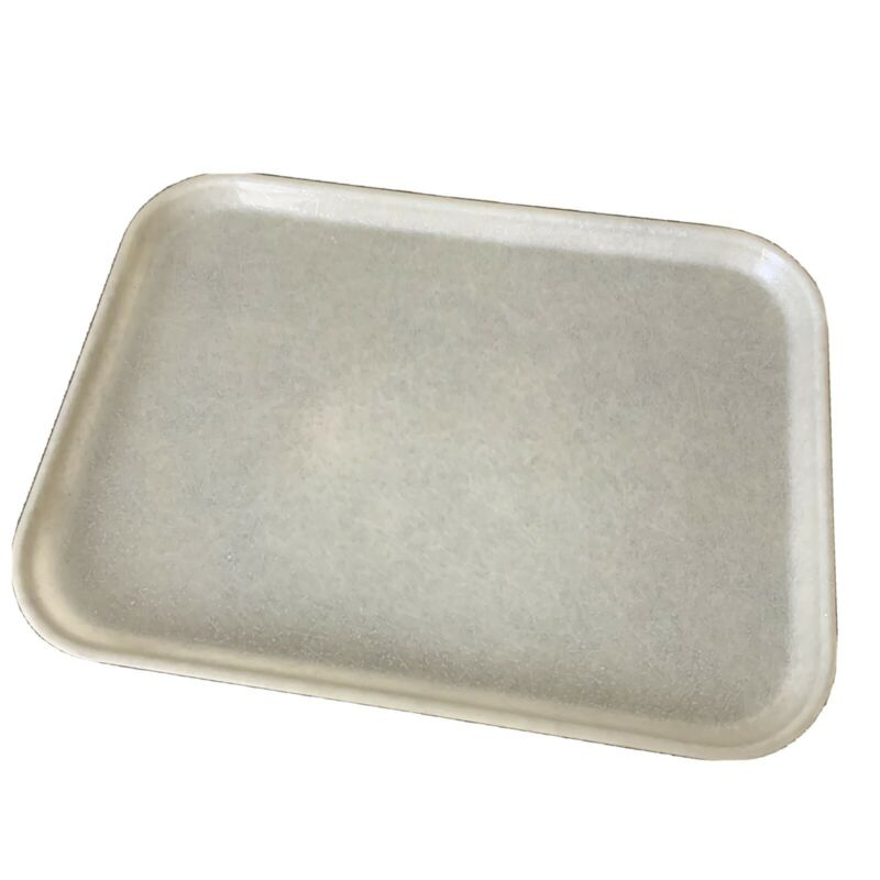 1-Vintage Cafe Sparkle Fiberglass Cafeteria Trays Camtray Cambro Glitter