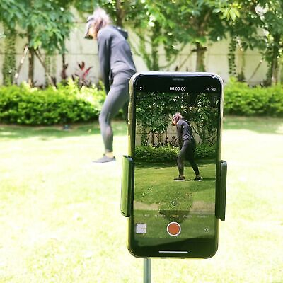Golf Phone Holder Clip, Cell Phone Swing Recording Clip, Golf Accessories and...