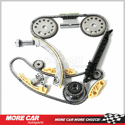 Timing Chain Kit  fits 00 11 GM Saturn Chevrolet Engine 2.0L 2.2L 2.4L