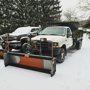 Ford F 550 7.3 power stroke call if interested 705-772-3988