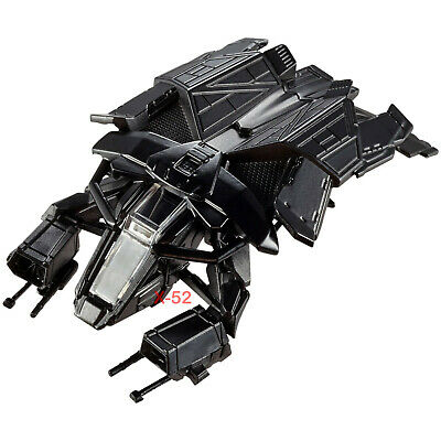 Batman DARK KNIGHT RISES movie THE BAT vehicle HOT WHEELS toy ship jet DC DCU
