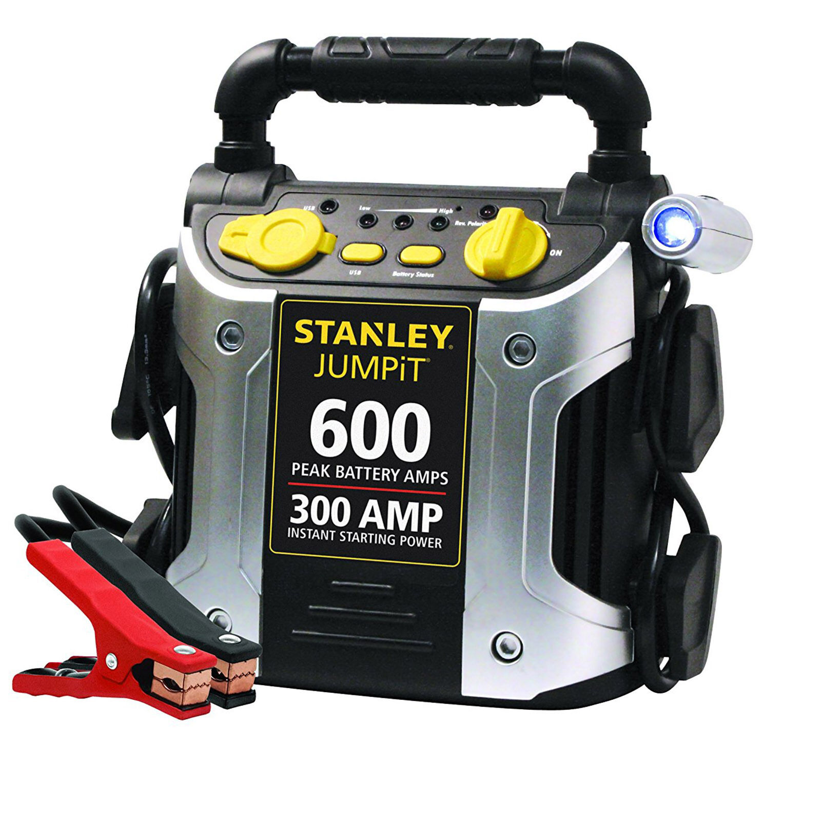 how to charge duralast jump starter 700
