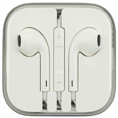 Genuine Apple MD827 iPhone 6/6S 6S Plus SE 5S 5C 5 EarPods Headphones Handsfree
