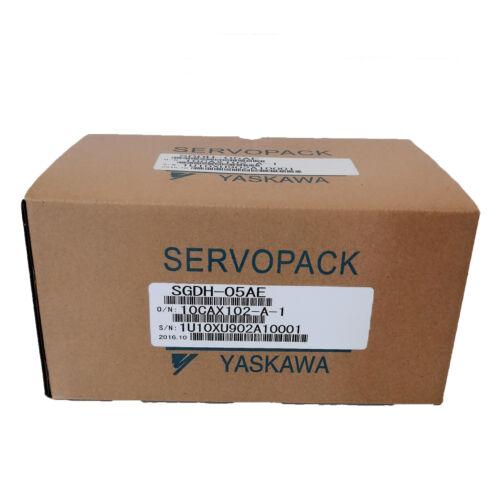 New YASKAWA SGDH-05AE Servo Driver In Box