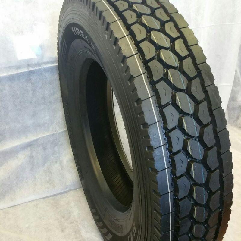 (4- Tires) 11r22.5 Road Warrior # 617 Drive Truck Tires H/16pr Premium Quality