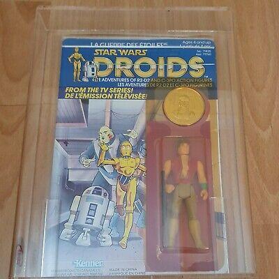 Vintage Star Wars Droids Jann Tosh Canadian MOC  UKGY75%