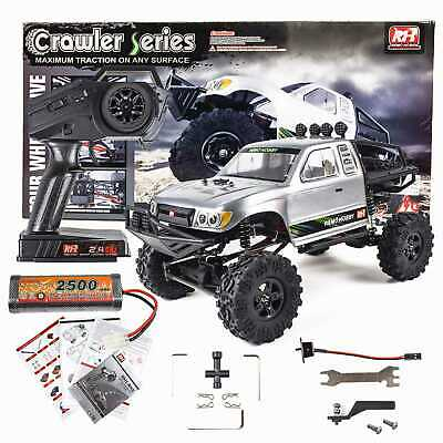 REMO Hobby 1093ST 1/10 RC Monster Truck 4WD Rock Crawler Off-Road Brushed RC Car
