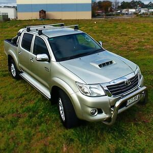 2014 Toyota Hilux Ute Stirling Adelaide Hills Preview