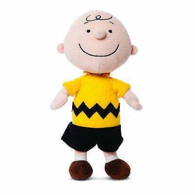 Peanuts Plüsch Charlie Brown 25,5cm NEU/OVP (Charlie Brown Plüsch-spielzeug)