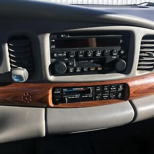 2002 BUICK LESABRE CUSTOM 4DR limited edition