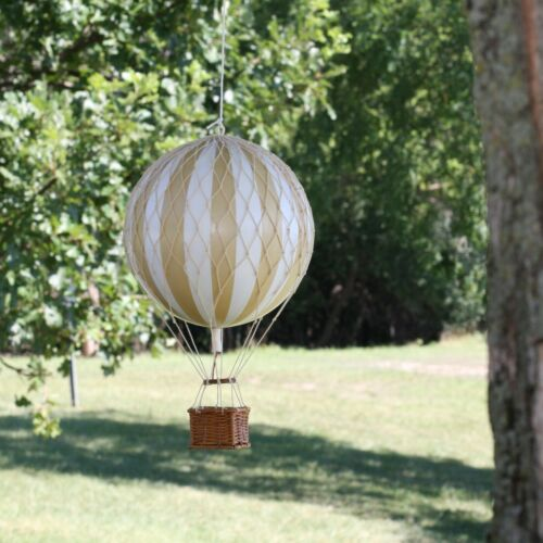 Handmade Hot Air Balloon Model Hanging Wall Decor