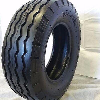 1 New Road Crew 11l-16 12 Ply Rating F3 Farm Backhoe Implement Tires 11xl16