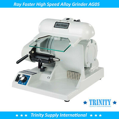 Ray Foster High Speed Alloy Grinder Ag05 Dental Lab Powerful Efficient Usa