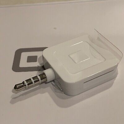 Square A-pkg-0206-01 Credit Debit Card Reader - For Apple Iphone And Android