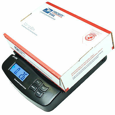 55 Lb X 0.1 Oz Digital Postal Shipping Scale V2 Weight Postage Kitchen Counting