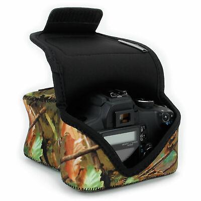 DSLR Camera Case / SLR Camera Sleeve  w/Neoprene Protection,