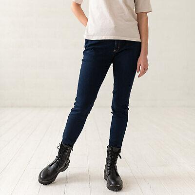 Michael Kors Ava Super Skinny Blau Damen Jeans DE 40 / W32