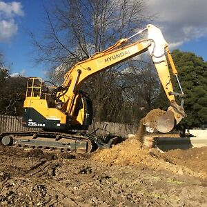 Excavation & Earthmoving Greensborough Banyule Area Preview