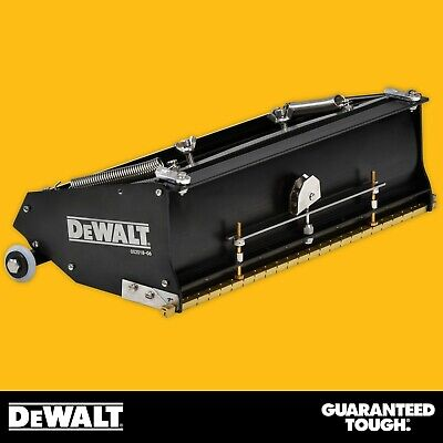 Dewalt Drywall Flat Box 12 Standard Automatic Taping Tool 10yr Warranty New
