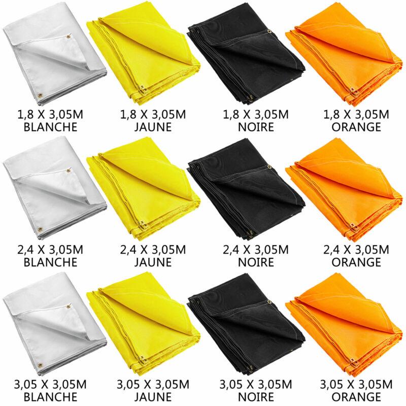 Welding Blanket Fiberglass Blanket 6 / 8 /10 x 10 FT Fire Retardant Blanket
