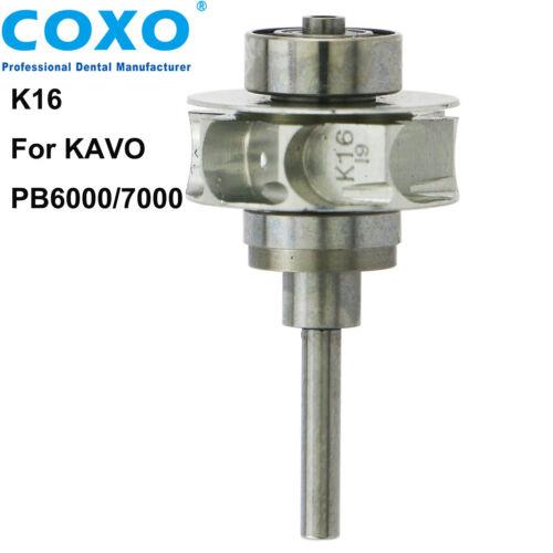 COXO Dental Turbine Handpiece Cartridge Spare Rotor Kavo GENTLEforce 6000B 7000B