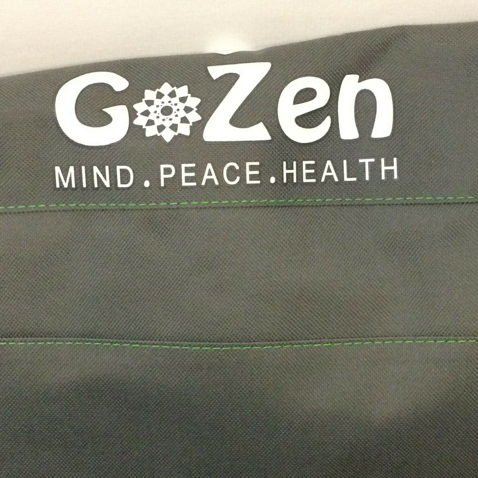 grey yoga mat carrier gym exercise bag