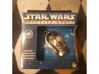 Star Wars C-3PO #04 metacalle collection Metal Figure de Collection Takara Tomy