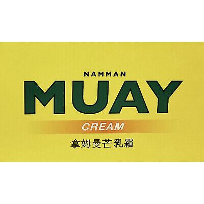 Namman Muay Thai Boxing Analgesic Cream Massage Muscular Pain Relief