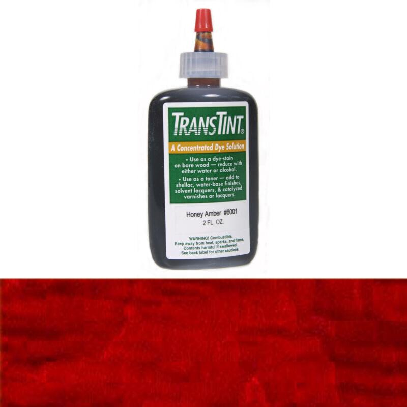 TransTint Dyes Red Mahogany