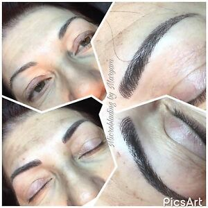 MICROBLADING EYEBROWS ($50 off January special) Cambridge Kitchener Area image 8
