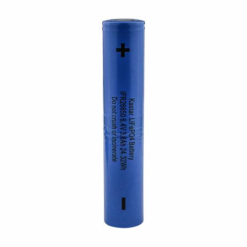 Kastar LiFePO4 Battery 6.4V 3800mAh for Maglite ML150LR ML150LR-1019 ML150LR(X)