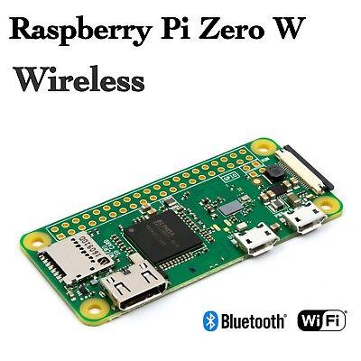 Raspberry Pi Zero W - Wireless  Fast Shipping!!