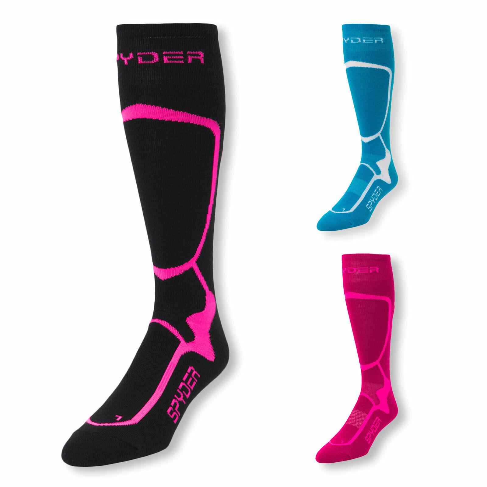 Spyder Damen Skisocken Skistrümpfe Sportsocken Pro Liner Socks Farbwahl