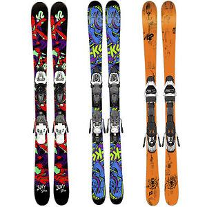 K2-Juvy-Ninos-Esqui-Set-incl-Marker-Fastrak2-Esqui-junior-Kidsski-NUEVO