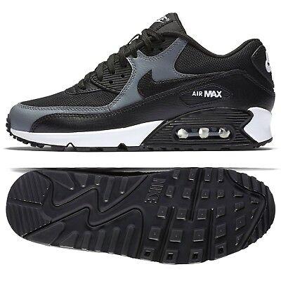 Women Nike Air Max 90 Ultra Premium Shoe Cool Grey White