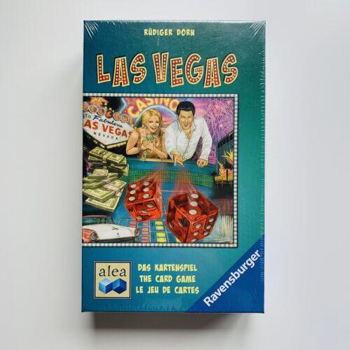 Las Vegas   Ravensburger, alea   Kartenspiel Erweiterung Würfelspiel   NEU & OVP