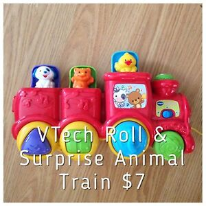 Various Baby/Toddler Items - Toys
