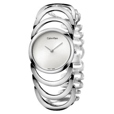 Calvin Klein Women's Quartz Watch K4G23126