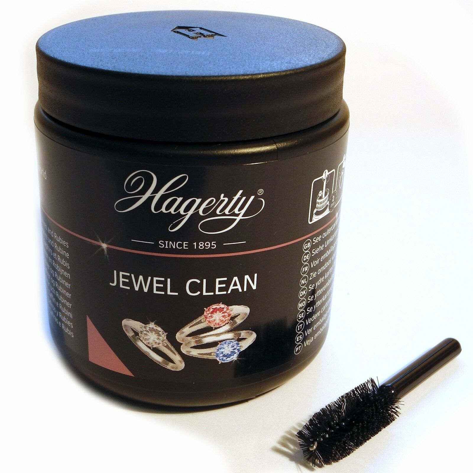 Jewellery - Hagerty Jewel Clean Jewellers Gold Jewellery cleaner dip  - SH360A*