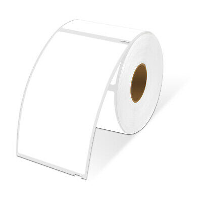 1 Roll Of 300 Large Ship Labels 30256 For Dymo Labelwriter 400 450 2-516 X 4