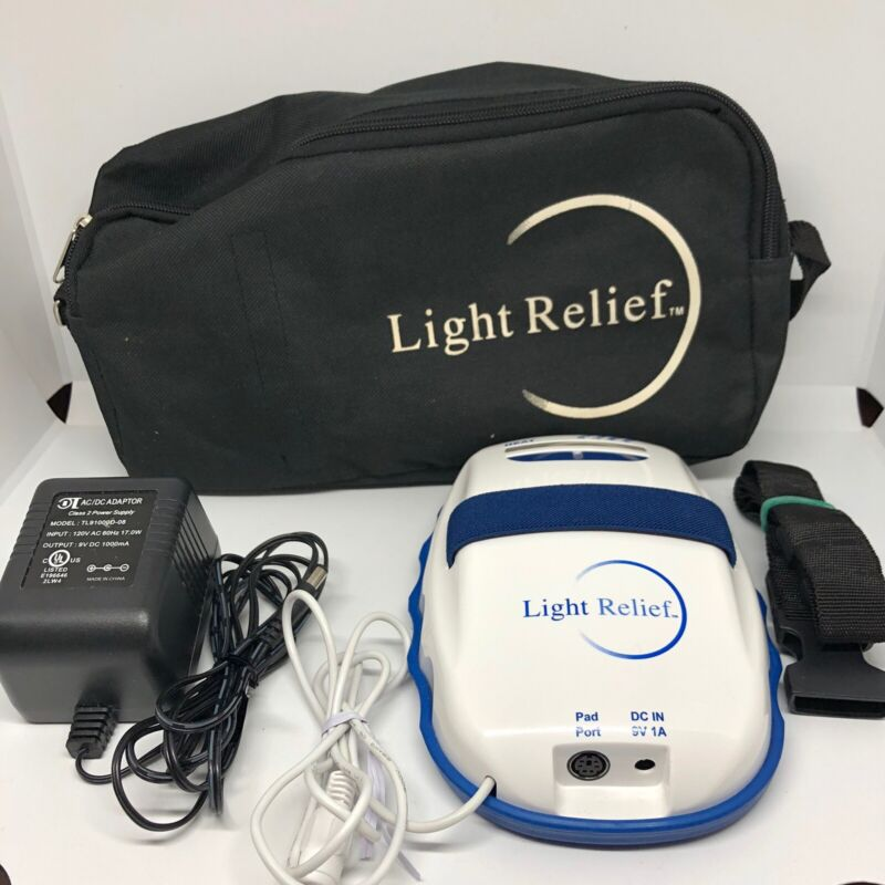 Light Relief Infrared Pain Relief Device LR150 Joint Muscle Pain