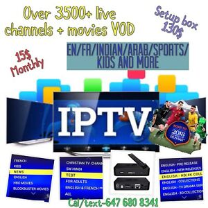 Best Iptv service in town . 15$ only monthly... FIFA special...