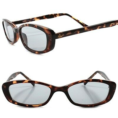 Classic True Vintage 90s Deadstock Urban Fashion Tortoise Rectangle Sunglasses