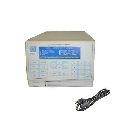 Thermo Scientific Dionex Ed50a Hplc Electrochemical Detector Wdx Lan Module