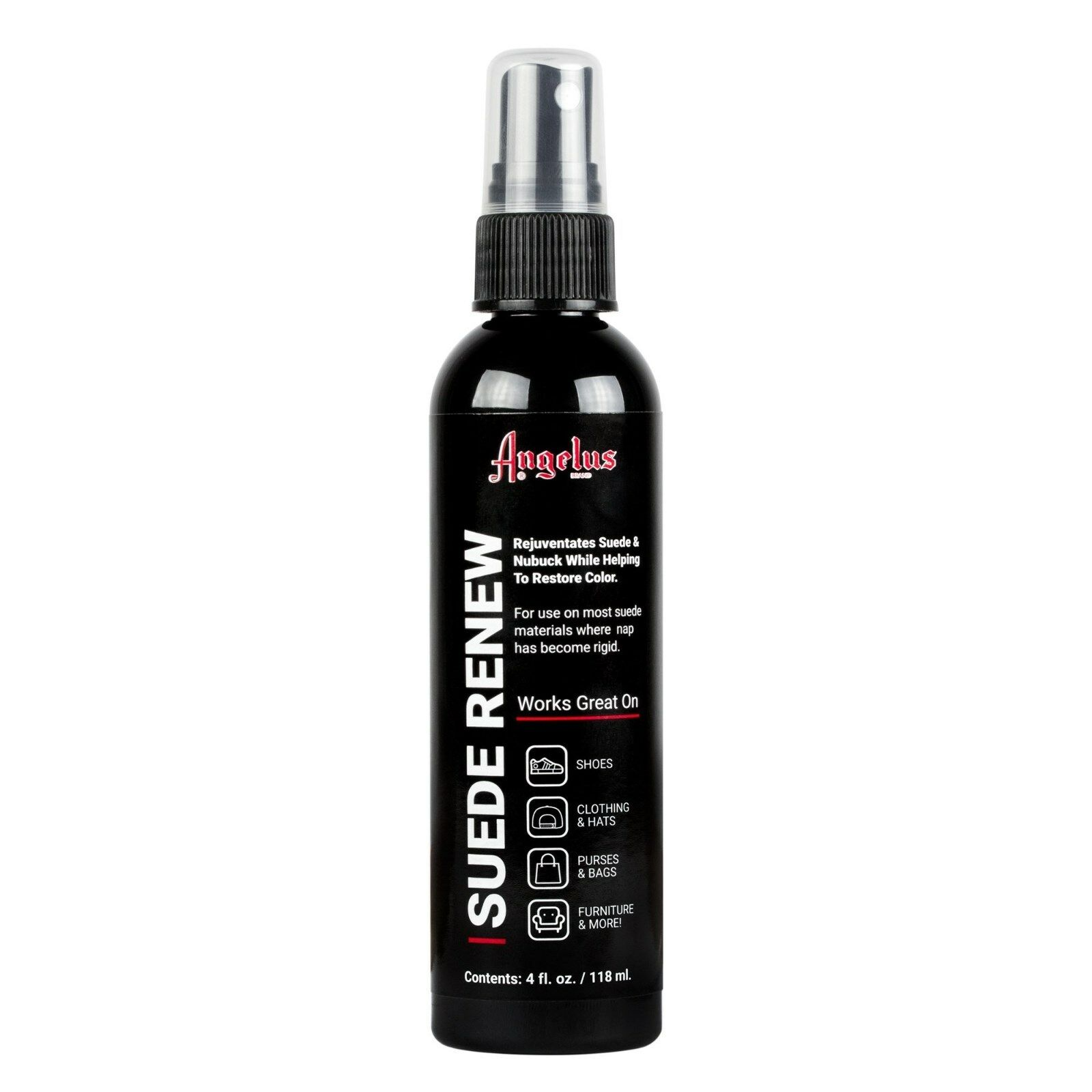 Tarrago Nano Shoe Protector Spray for Leather Suede Nubuck Textile Waterproofer Clothing & Shoe Care