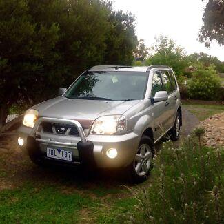 2006 Nissan X-trail ST-S 4x4 Automatic
