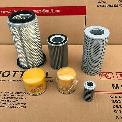 Fits For Komatsu Pc60-6 4d95 Engine Filter Air Fuel Oil Hydraulic Service